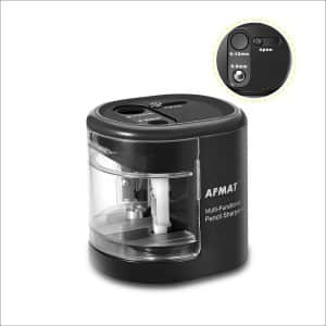 AFMAT Electric Pencil Sharpener