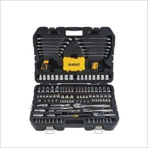DeWalt DWMT73803 Mechanics Tool Set