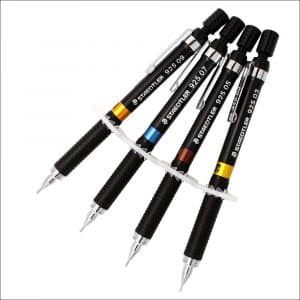 Staedtler Mars Drafting Mechanical Pencils 4 pk