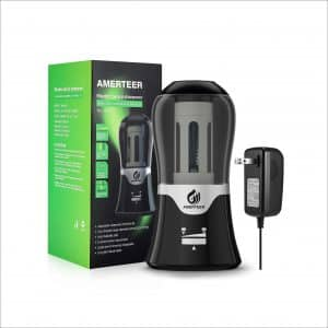 AMERTEER Portable Electric Automatic Pencil Sharpener