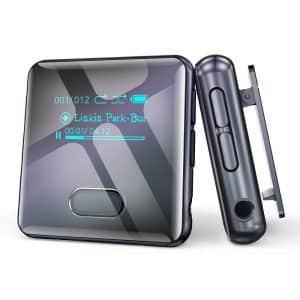 Wiwoo 16GB Bluetooth MP3 Player