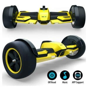 Gyroor Warrior 8.5 inch All Terrain Off Road Hoverboard