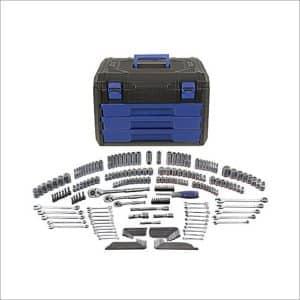 Kobalt Mechanics Tool Setwith Case 85183