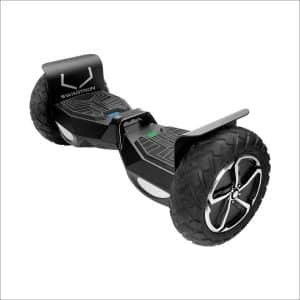 SWAGTRON T6 Off-Road Hoverboard - First in the World