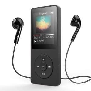 AGPTEK MP3 Player 8GB Bluetooth Technology