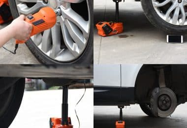 Electric Car Jacks