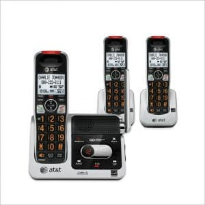 AT&T CRL82312 DECT 6.0 Phone-Answering System with Caller ID &Call Waiting
