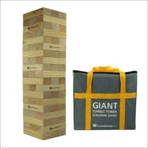 Hammer Crown Giant Tumble Tower Game