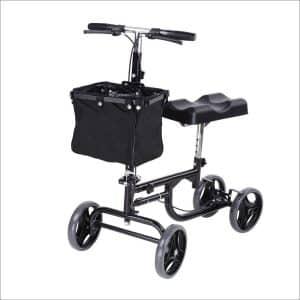AW Adjustable Knee Scooter Walker