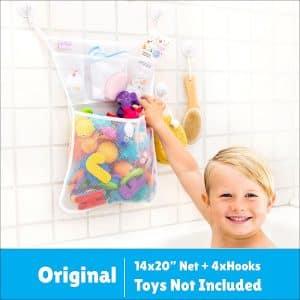 Bath Toy Organizer - The Original Tub Cubby
