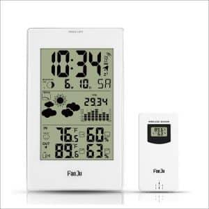 FanJu FJ3352 Digital Weather Station10-in-1 Functions