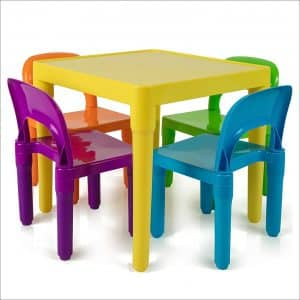 Children and Kids Table and Chairs Set