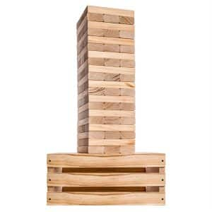 Splinter Woodworking Co. Giant Tower Game