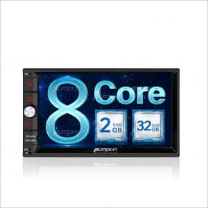 32GB + 2GB Octa Core Android Double Din Car Stereo