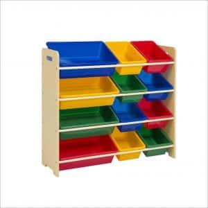 Best Choice Products Toy Bin Organizers Kids Children Storage Box