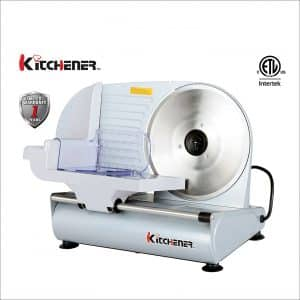 Kitchener ProfessionalElectric Meat Deli Cheese Food slicer
