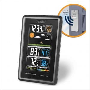 La Crosse Technology S88907 Wireless Forecast Station