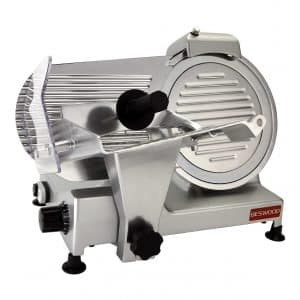 "BESWOOD 10"" Commercial and Home Electric Food and Meat Slicer"