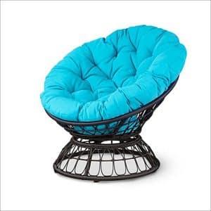 Outdoor Papasan Lounge Chair