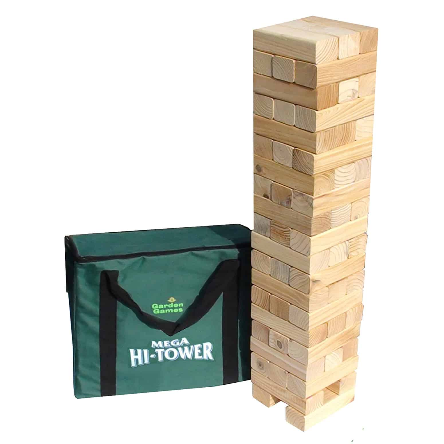 Mega Hi-Tower Tumbling Tower Game