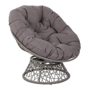 Enjoyable Top 10 Best Papasan Chairs In 2019 Round Chair Top Dailytribune Chair Design For Home Dailytribuneorg