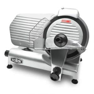 KWS MS-10NT Commercial 320W Electric Food and Meat Slicer