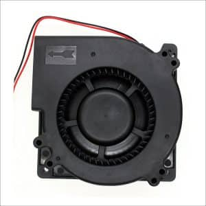 UTUO Dual Ball Bearings Brushless Radial Blower Cage Fan