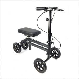 KneeRover Economy Knee Scooter Steerable Knee Walker