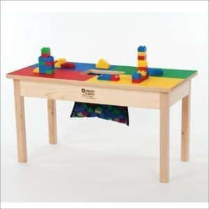 Lego Compatible Table - MADE IN THE USA