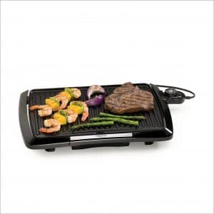 Presto Cool Touch 09020 Electric Indoor Grill