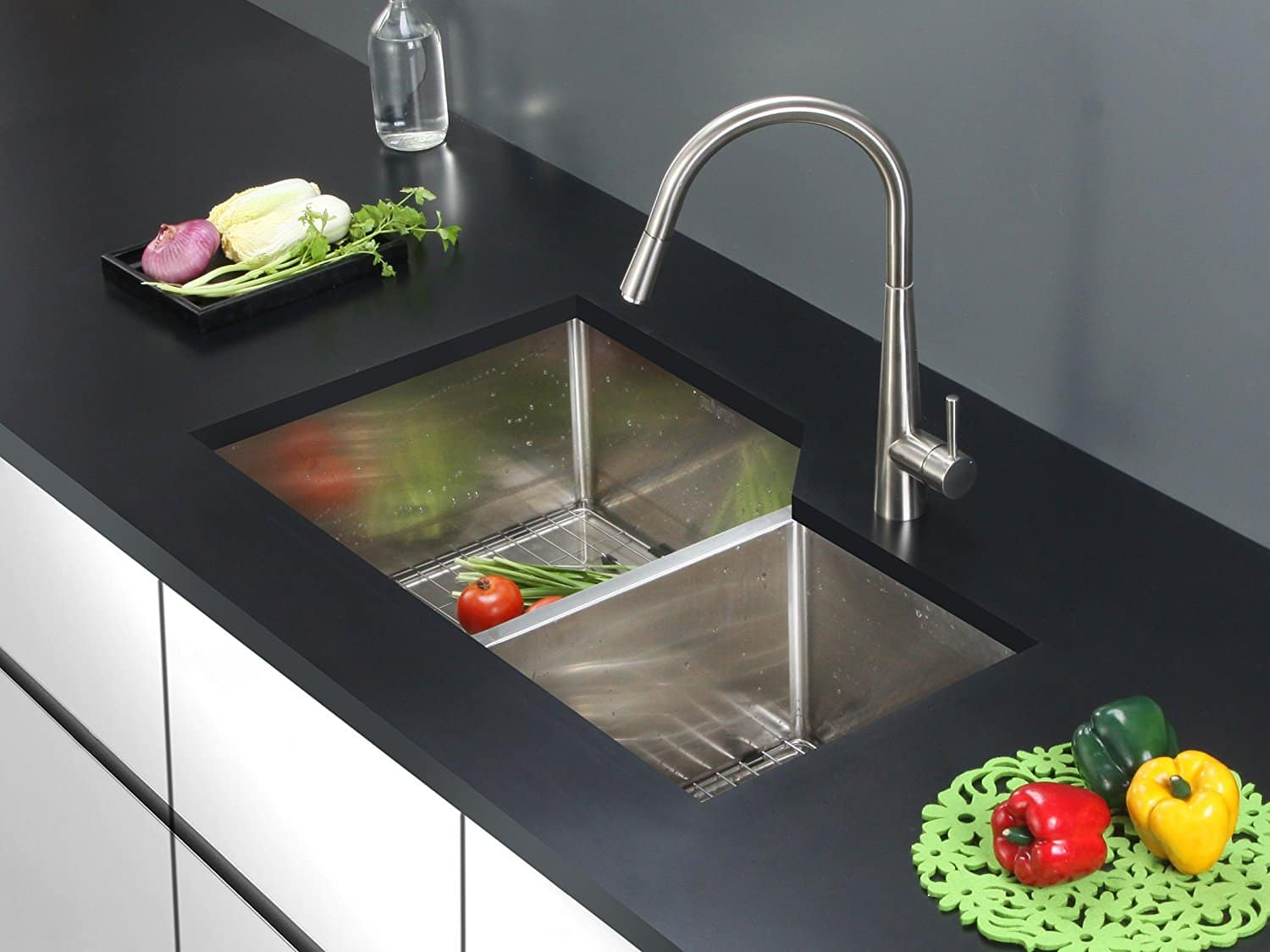 Top 10 Best Double Bowl Stainless Steel Kitchen Sink Reviews for 2018