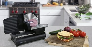 Electric Food and Meat Slicers
