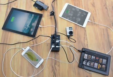USB Charger Stations