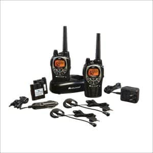 Midland GXT1000VP$ 50-Channel 36-Mile Long-Range Walkie Talkie