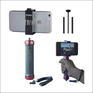RetiCAM Smartphone Tripod Smartphone Mount Handheld Gimbal Stabilizer