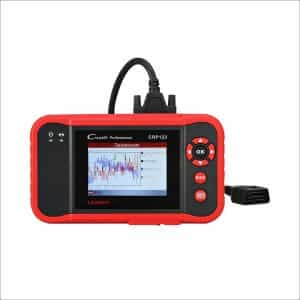 Launch CRP123 OBD2 ABS Scanner SRS Scan Tool