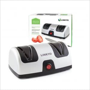 Linkyo 2-Stage Electric Knife Sharpener