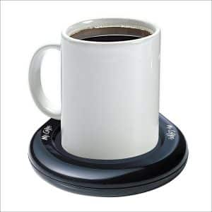 Mr. Coffee MWBLKPDQ-RB Coffee Mug Warmer