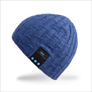 Mydeal Washable Winter Unisex Bluetooth Beanie