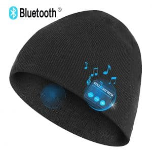 FULLLIGHT TECH Upgraded Wireless V4.2 Bluetooth Headset Beanie Hat