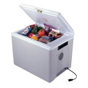 Koolatron P75 Cooler and Warmer - Portable and Iceless, Gray