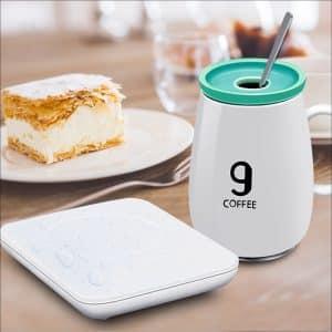 OKCafe Coffee Mug Warmer for Desktops