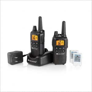 Midland Water-Resistant 36-Channel 2-Way Radios