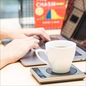 Premium COSORI 24 Watt Stainless Steel Coffee Mug Warmer