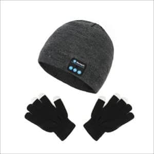 DEEGO Bluetooth Winter Beanie Headphones
