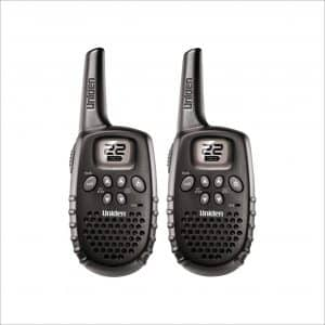 Uniden 22-Channel 16-Mile FRS/GMRS Walkie Talkie