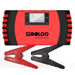 GOOLOO 800A Peak Car Jump Starter