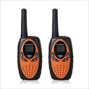 Pack of 2 Fleureon 22-Channel Walkie Talkies
