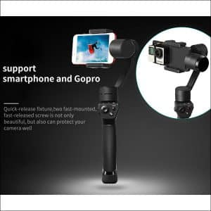 Sutefoto 3-Axis SP-G6 Gimbal Handheld Stabilizer for GoPro