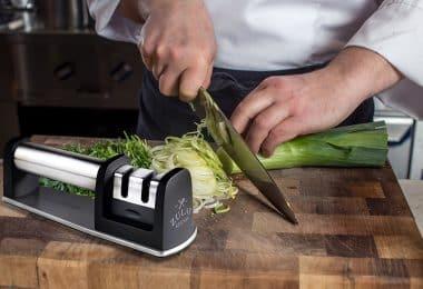 Chef's Knife Sharpeners